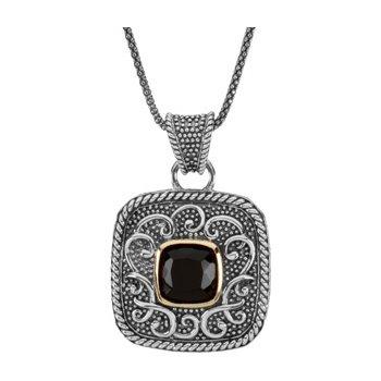 Genuine Onyx Necklace