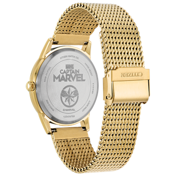CAPTAIN MARVEL Marvel Citizen Watch