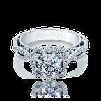 Verragio Venetian-5051R White Gold Engagement Ring