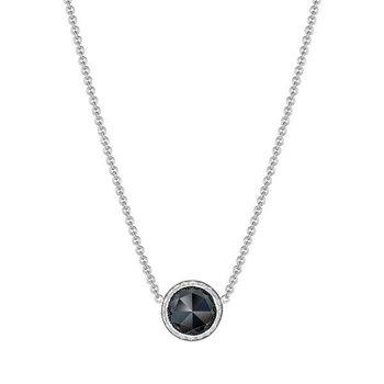 Tacori Floating Bezel Necklace featuring Black Onyx