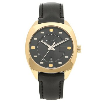 Gucci Black and Gold PVD Watch 36mm
