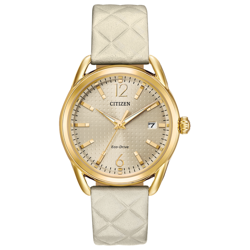 Citizen LTR LADIES ECO-DRIVE WITH WHITE