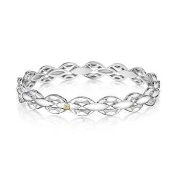 Tacori Bold Silver Links Bracelet