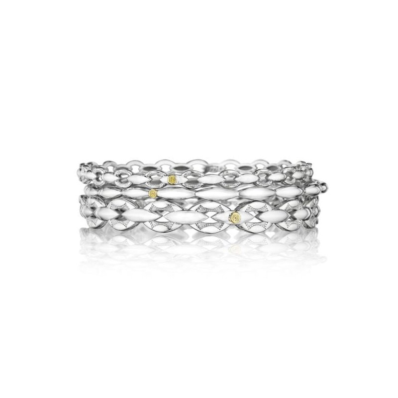 CLEARANCE Tacori Bold Silver Links Bracelet