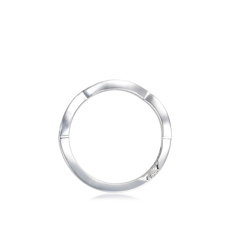 Simply Tacori Platinum Wedding Band