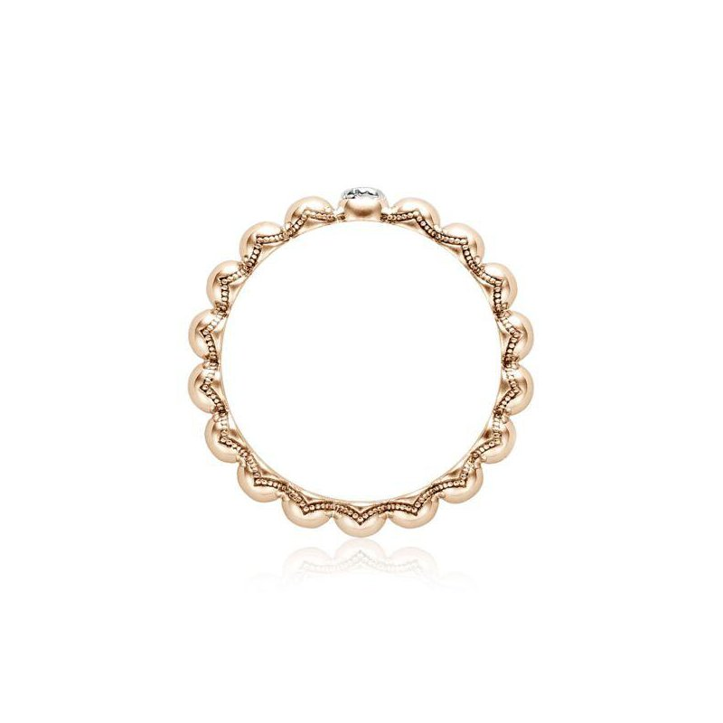 CLEARANCE Tacori Petite Dew Droplets Ring in Rose Gold