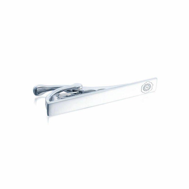 CLEARANCE Tacori Bold Gem Seal Tie Bar