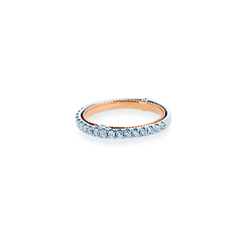 COUTURE-0426W White Gold Wedding Band