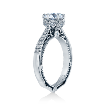 Venetian-5052DR White Gold Engagement Ring
