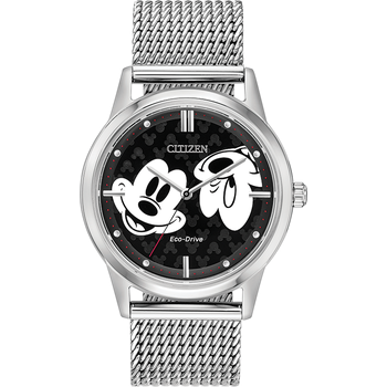 MICKEY MOUSE Stainless-Steel Disney Citizen Watch