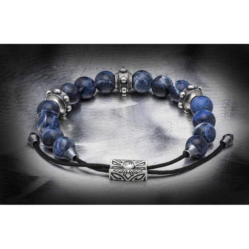 CLEARANCE William Henry SODALITE DAUNTLESS Bracelet