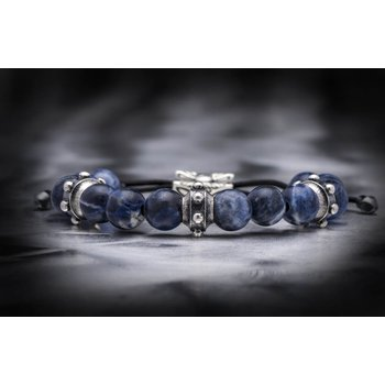William Henry SODALITE DAUNTLESS Bracelet