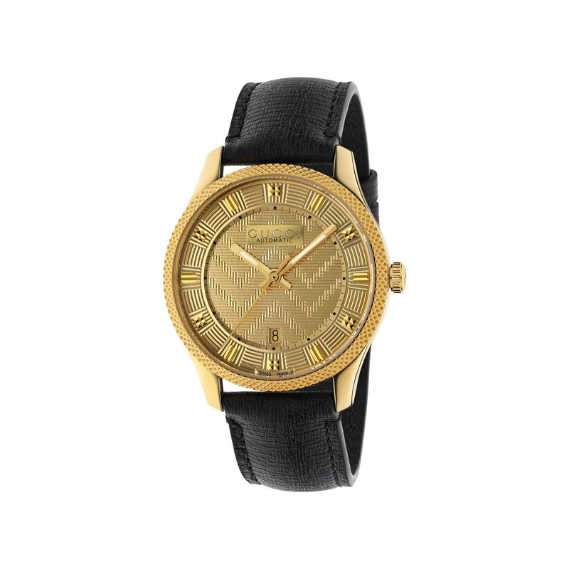 CLEARANCE Automatic Eryx Gold Watch