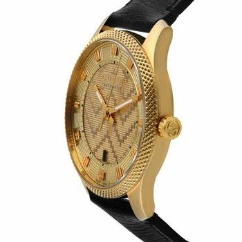 Automatic Eryx Gold Watch