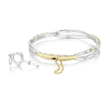 Tacori Promise Bracelet Promise Bracelet - Yellow Gold and Silver