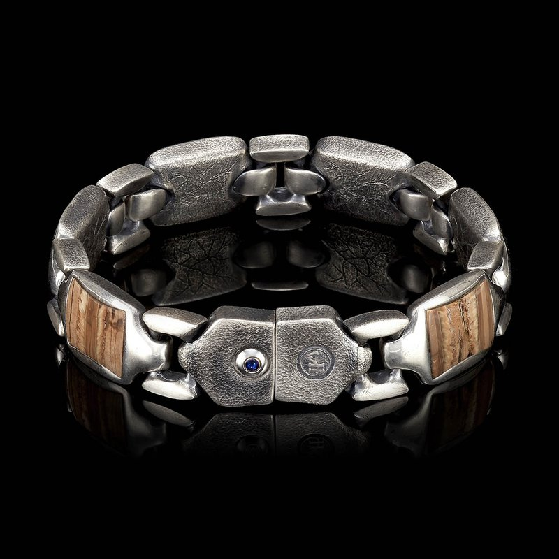 William Henry William Henry MAMMOTH RETRO Bracelet - Large
