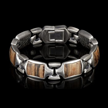 William Henry MAMMOTH RETRO Bracelet - Large