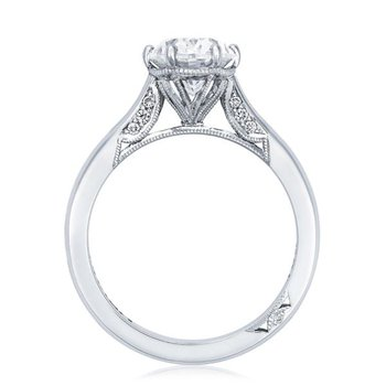 Simply Tacori Oval Engagment Ring