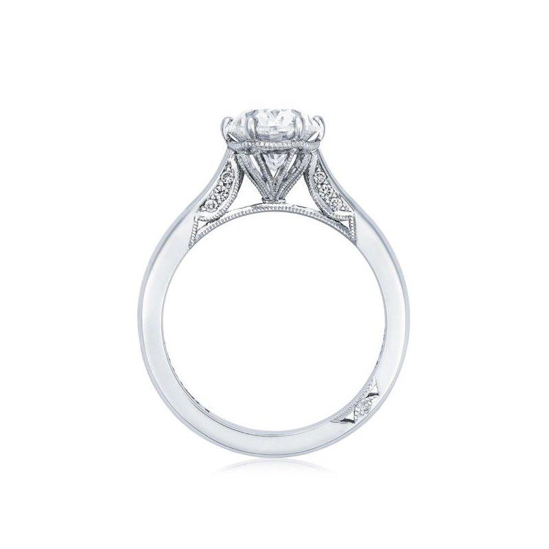 Tacori Simply Tacori Oval Engagment Ring