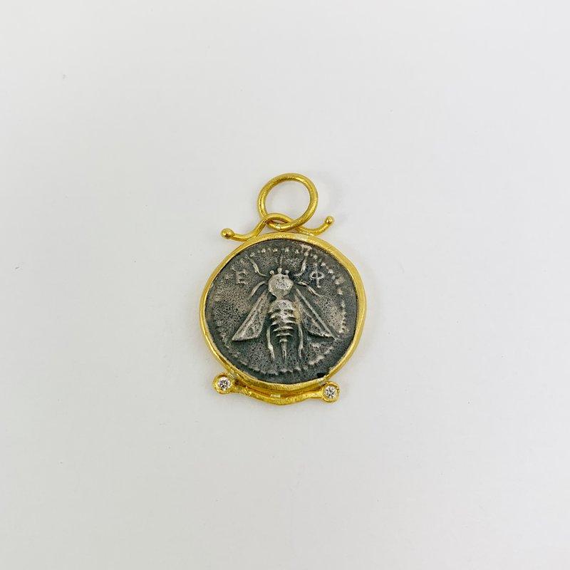 Prehistoric Works Ephesus Coin Pendant