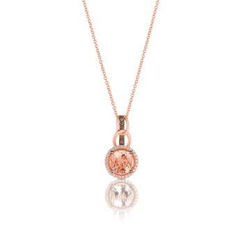 14k Strawberry Gold® Pendant