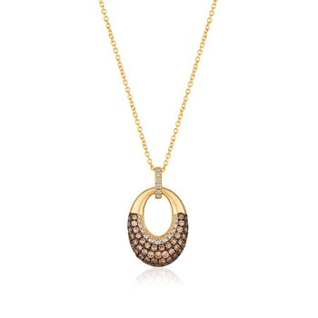 14kt Honey Gold™ Pendant