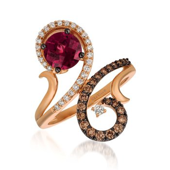 14k Strawberry Gold Ring