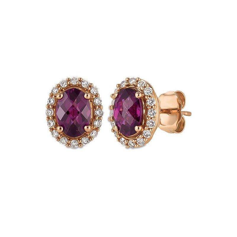 Le Vian 14kt Strawberry Gold® Earrings