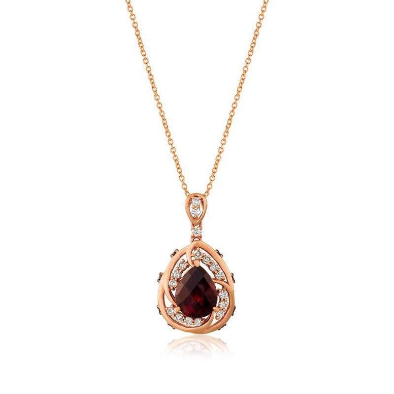 Le Vian 14kt Strawberry Gold® Pendant