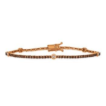 14k Strawberry Gold® Bracelet