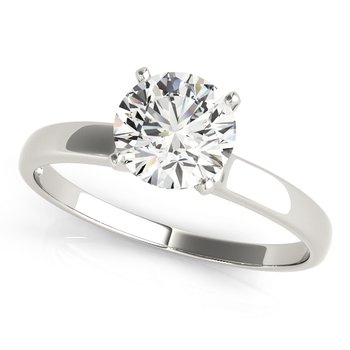 Solitaire Engagement Setting Only