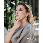 Yael Designs Opal & Diamond Dangles