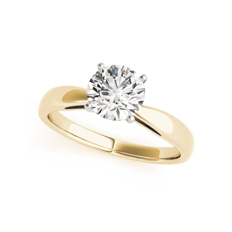 Gallery Designs Solitaire Engagement Setting Only