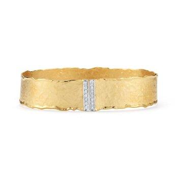 Narrow Cuff Bracelet