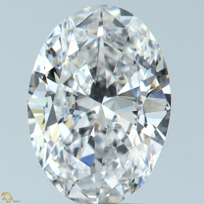 HPHT Diamond Oval 2.01 E VS1