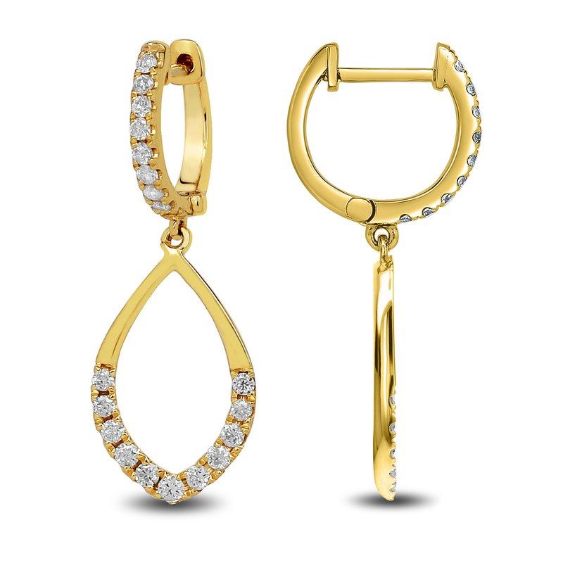 Odelia Jewelry Dangle Earrings 14KY