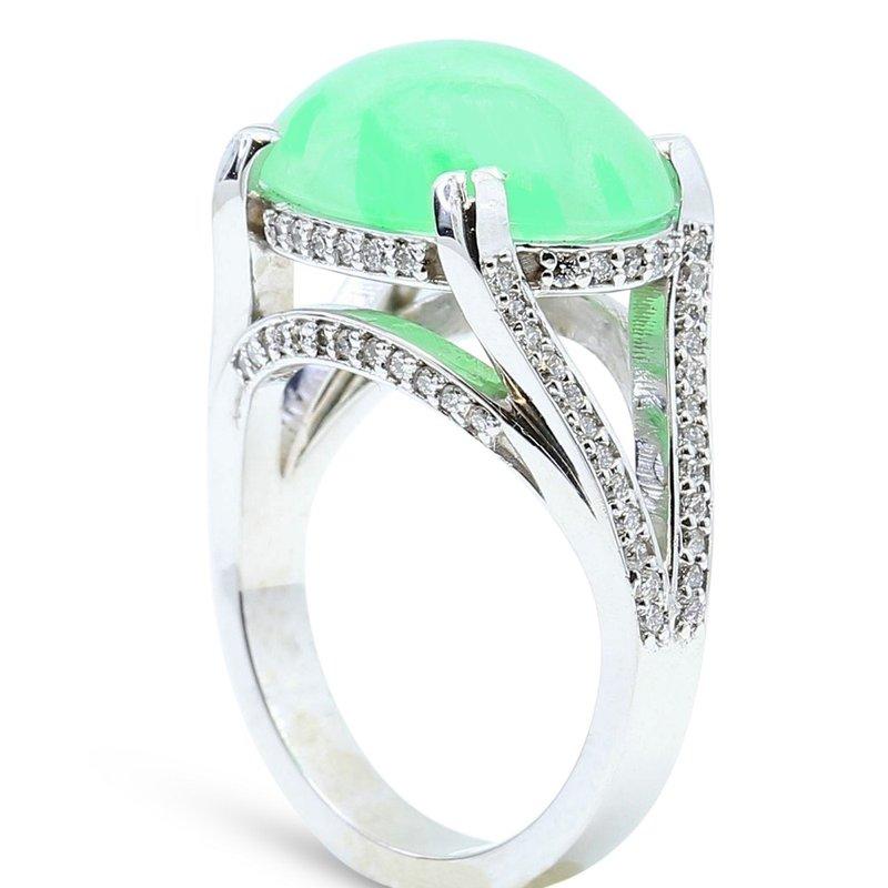 Daniels Designs Jadeite Ring