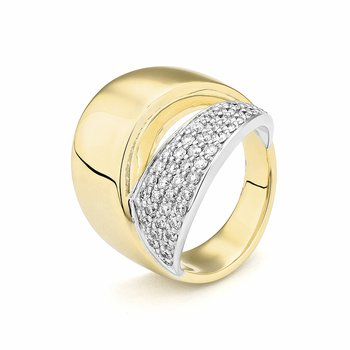 Diamond Cocktail Ring 14K