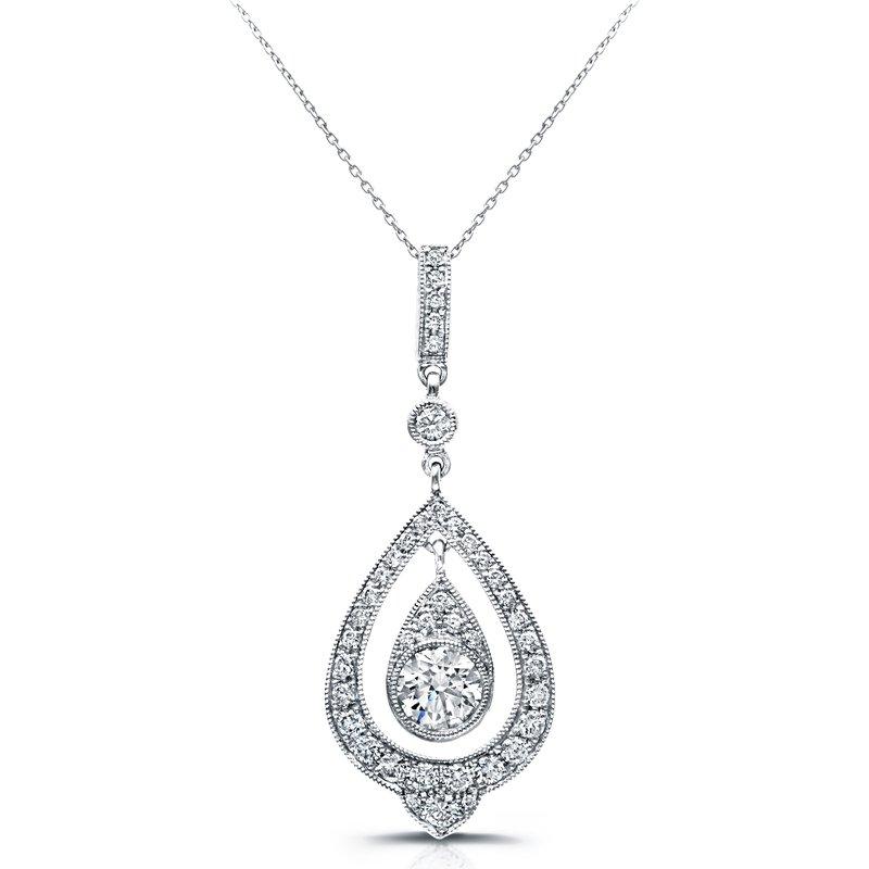 Beverley K Vintage Diamond Pendant