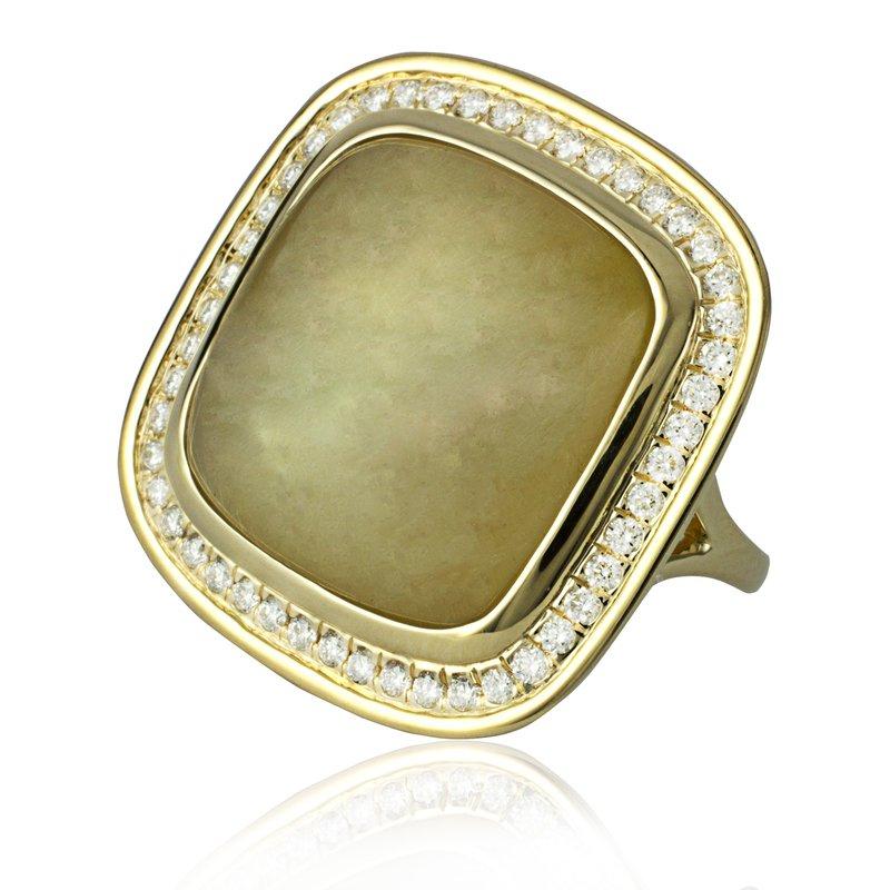 Sophia by Design Rutilated Quartz Ring