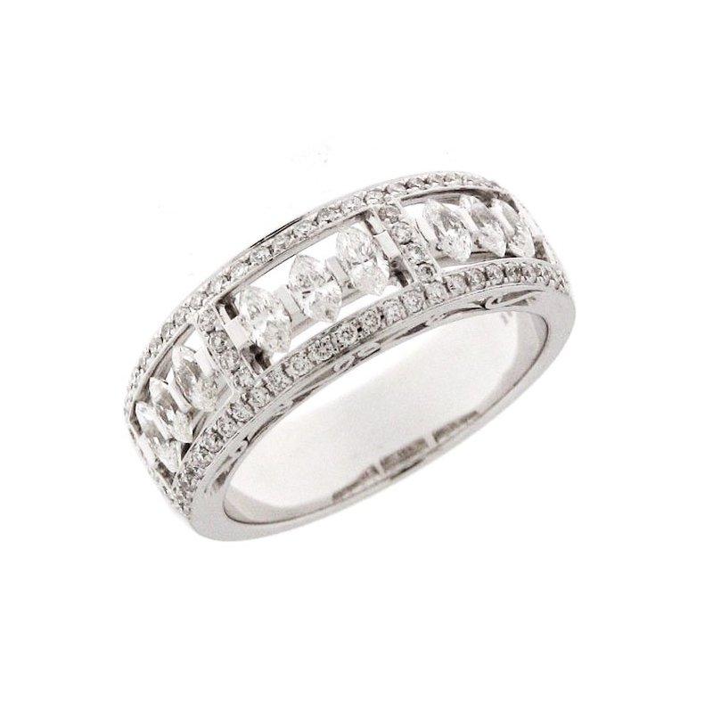 Isadora Open Diamond Ring