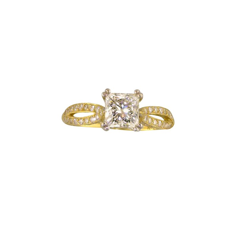 Estate Jewelry Vintage Engagement Ring