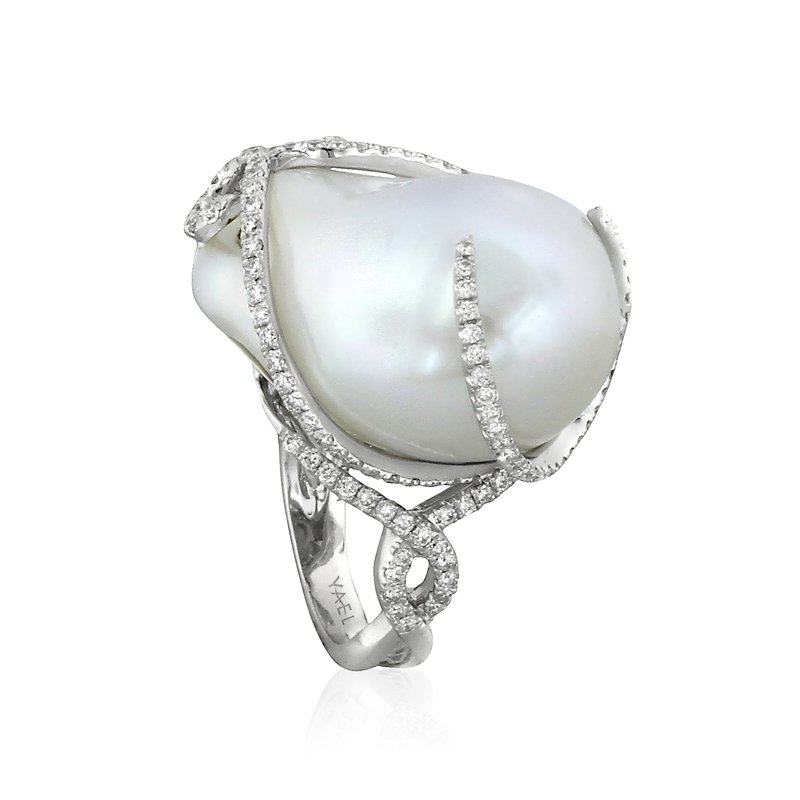 Yael Designs Pearl Ring