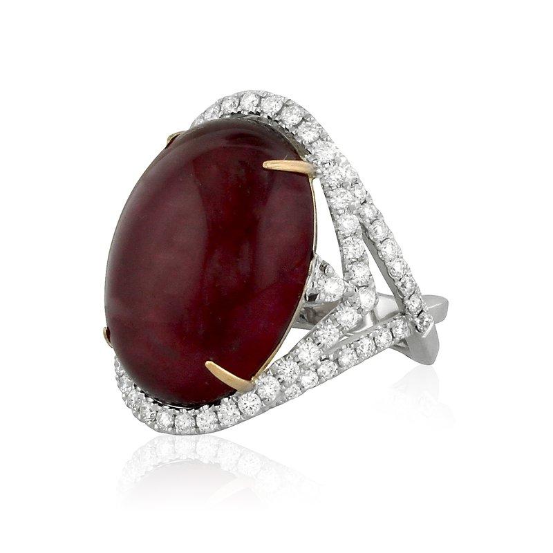 Yael Designs Rubellite Tourmaline Ring