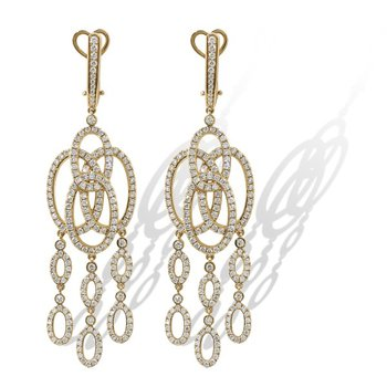Dangle Chandelier Earrings