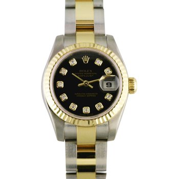 Lady Datejust Steel & 18KY 179173
