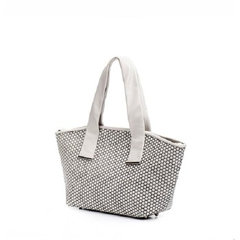 Alexa Tote Medium Black/White