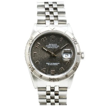 Turnograph Datejust Jubilee Dial Stainless 16264