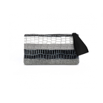 Daniella Lehavi Alexa Mix Clutch Black
