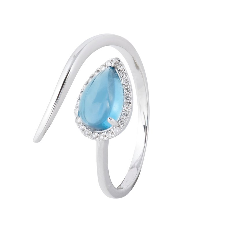 Sophia by Design Open Bypass Ring